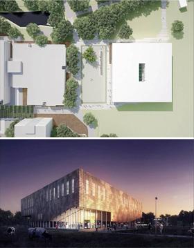 Start uitvoering Gebouw O Universiteit van Antwerpen