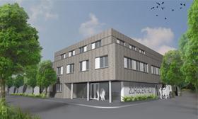 In voorbereiding: Gezondheidscentrum Ginneken te Breda