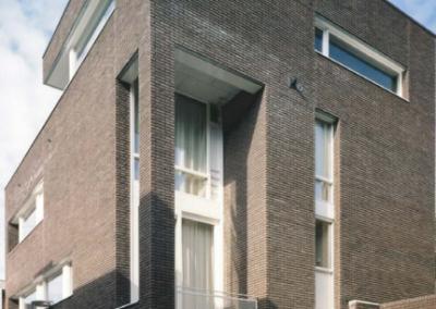 Nieuwbouw appartementen Girostraat