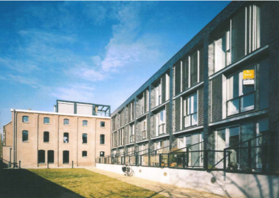 Appartementencomplex Kuiperstraat te Tilburg