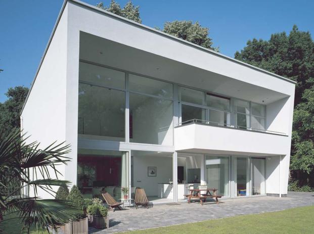Nieuwbouw villa coolen