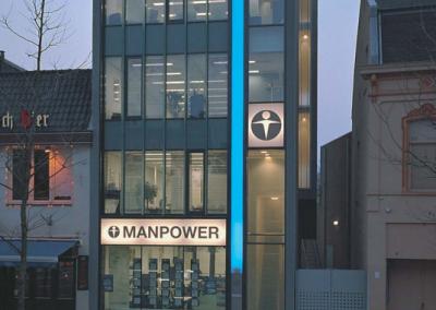 Manpower heuvelring