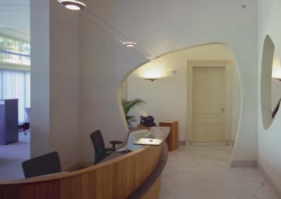 Verbouwing/restauratie notariskantoor