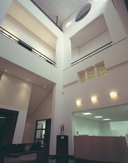 Restauratie advokatenkantoor