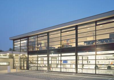 Nieuwbouw centrum voor mondzorg