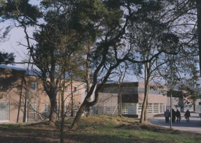 Verbouwing huis van bewaring ter peel