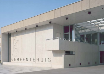 Nieuwbouw gemeentehuis bergeijk