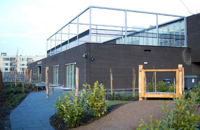 Jan ligthartschool en kindercentrum huibeven te tilburg